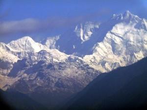 Die Bergwelt Indiens